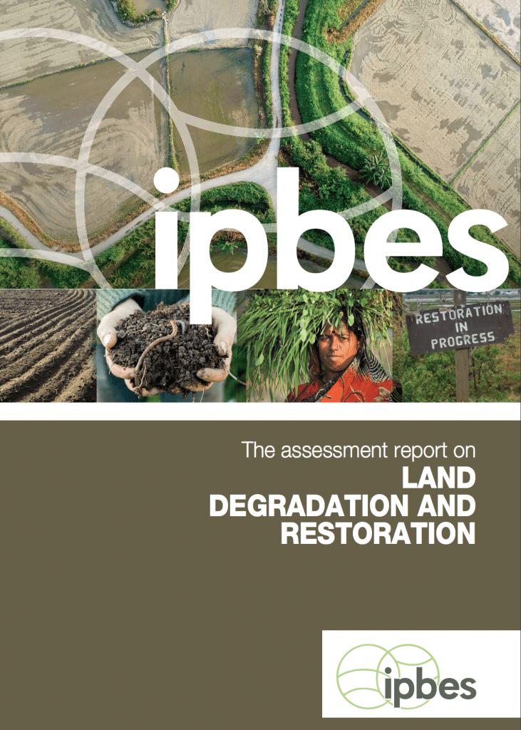 Informe global sobre la degradación del suelo de IPBES